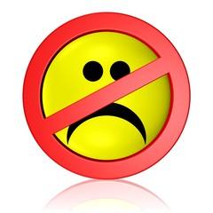 schlechte Laune verboten, Sperre - Zugang verweigert