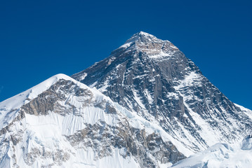 Top of the world, Mt. Everest, Nepal