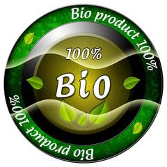 Bio product 100 icon