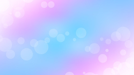 tender pastel bokeh background vector Full HD resolution