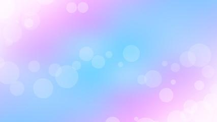 tender pastel bokeh background vector Full HD resolution