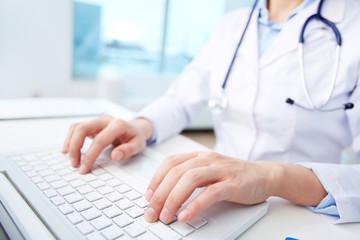 Modern medical person