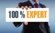 100 % Expert