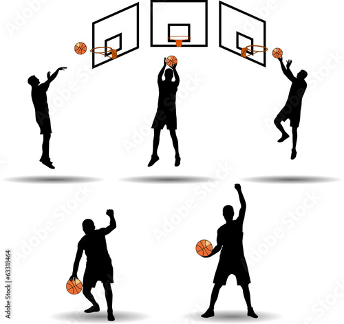 basketball player collection