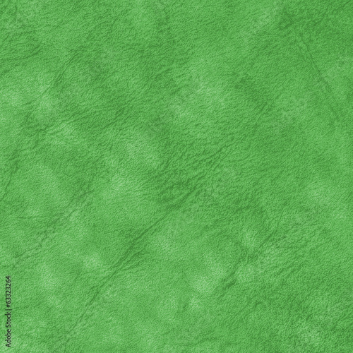 worn scratched green leather texture