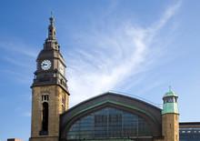 Centrale de Hambourg