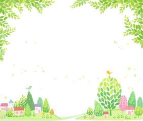봄배경 10