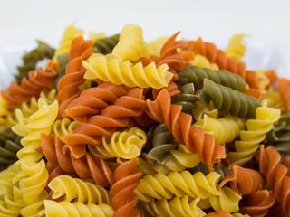 colorful rotini