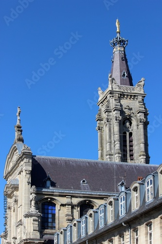 Cambrai : clocher de la cathédrale