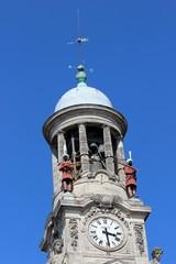 Campanile et horloge de l'hôtel de ville Cambrai