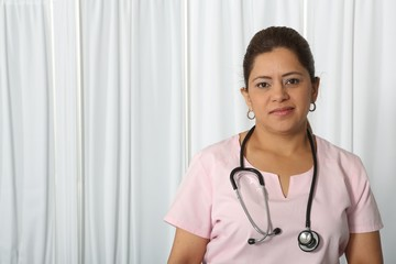 Medical Nurse Female