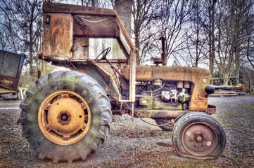 Tracteur HDR