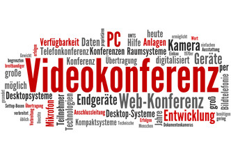 Videokonferenz (Video, Konferenz, Software)