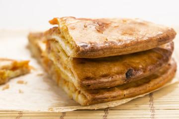 Porciones de empanada