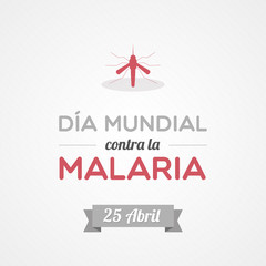 World Malaria Day in Spanish