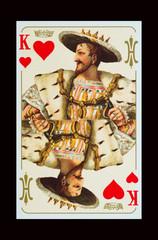 König Herz aus der Kaiserzeit