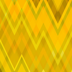 Color Abstract Zigzag Vector Background