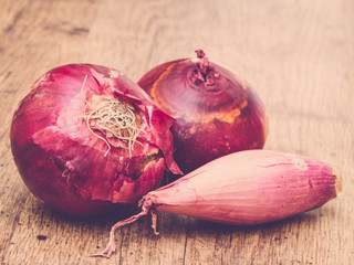 Shallot and Onions