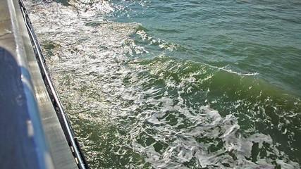 Ocean surface waves or wind waves