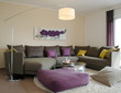 canvas print picture - Livingroom - fresh style