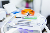 Closeup of dental tools - 63335632
