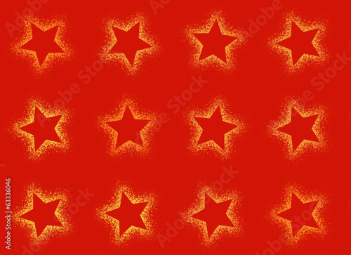 many red stars backgrounds