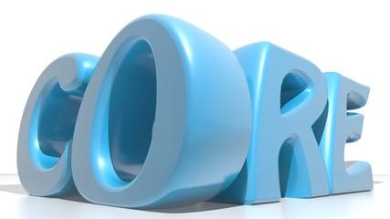 Core blue