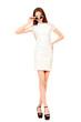 slender female