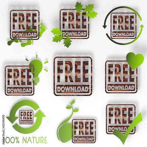 eco free download symbol set