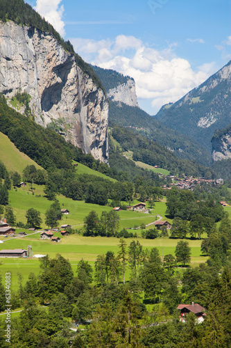 Lauterbrunnen Cliffs