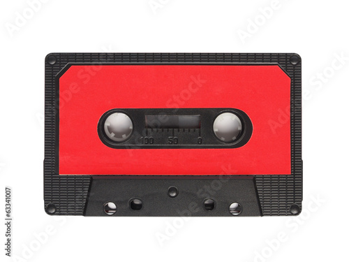Audio tape cassette
