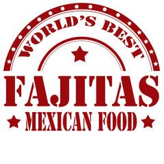 Fajitas-stamp