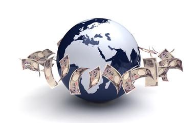 Global Business Japanese Yen