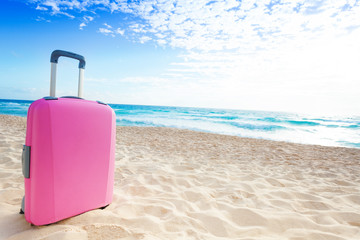 Suitcase for vacation