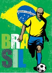 brazilian football player