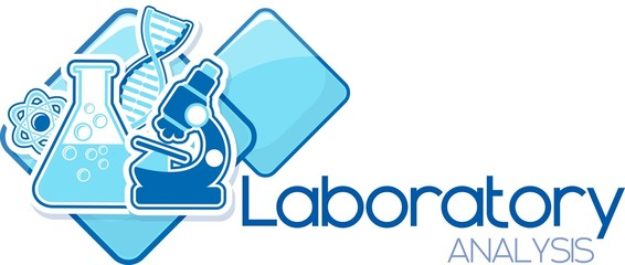 laboratory analysis vector design