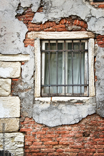 Old window in Venice