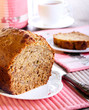 Banana and honey bread