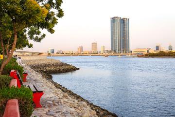 Skyscraper in Ras Al Khaimah, UAE