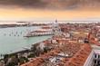 Les toits de Venise