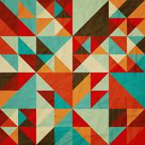 Fototapety paper mosaic