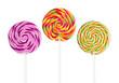 colorful lollipops - 63359267