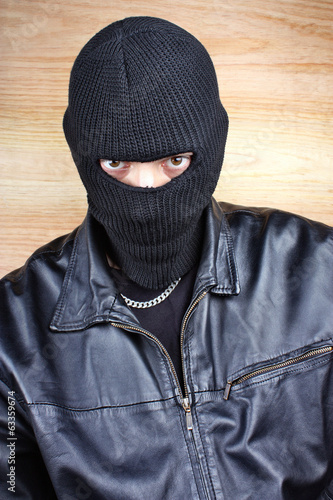 Masked thief