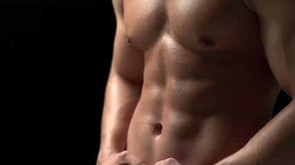Control of Abdominal Muscles