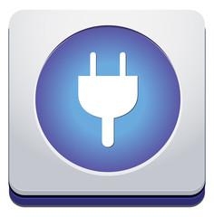 Power plug button