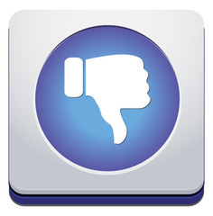 Dislike (thumbs down icon)