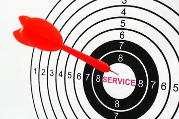 Service target