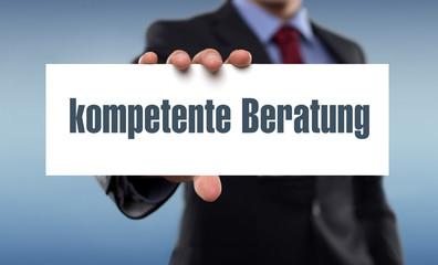 kompetente Beratung