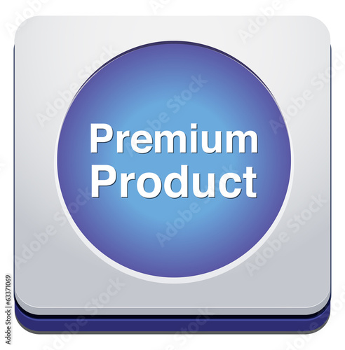 premium product button