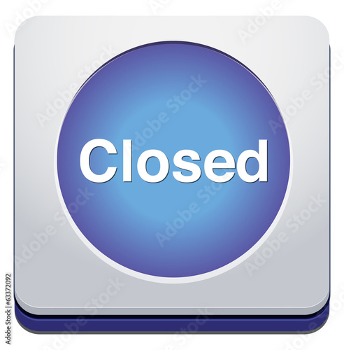 Closed Button